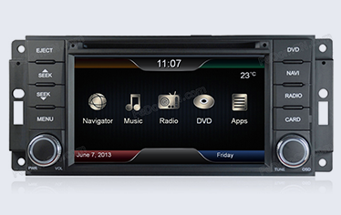 in dash navigation systems