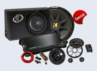 2.Car Sound Systems Installation